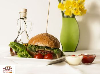 Hamburger vita