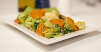 Mix de broccoli cu conopidă